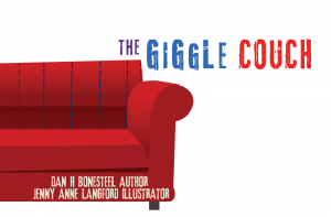 The Giggle Couch COver